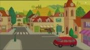 A kis barnamackó kalandjai - 7. rész