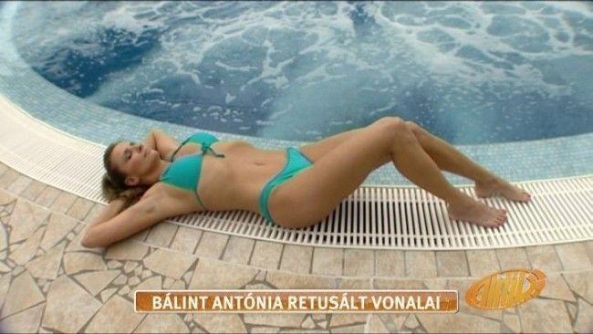 Bálint Antónia újabb retus-botrányba keveredett / tv2.hu