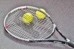 Teniszpályákat adtak át a Bókay-kertben