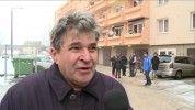 Interjú a tűzből kimenekülő férfivel