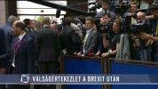 Válságértekezlet a Brexit után