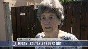 Meggyilkolták a 67 éves nőt