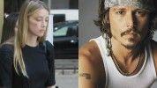 Durva! Így üzent Depp a feleségének...