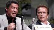 Schwarzenegger vicces fotóval köszöntötte Stallonét
