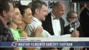 Magyar filmsiker Karlovy Varyban