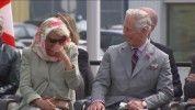 Károly hercegék nevetőgörcse sértő a kanadai őslakosokra nézve?