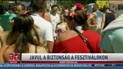 Javul a biztonság a fesztiválokon