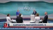 Kampányvita Magyarországról is