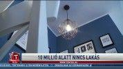 10 millió alatt nincs lakás