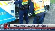 Kalasnyikovval lőtt az ügyészre