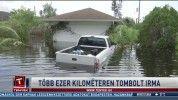 Több ezer kilométeren tombolt Irma
