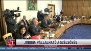 Jobbik: vállalható a szélsőség