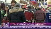 Sztrájkok zavarhatják a karácsonyt