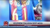 Veszprémi családon segít Messi