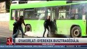 Gyakorlat: gyerekek busztragédiája