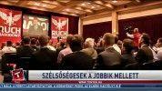 Szélsőségesek a Jobbik mellett