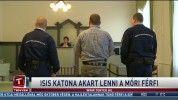 ISIS katona akart lenni a móri férfi