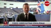 Fidesz: Soros katonái áskálódnak