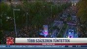 Több százezren tüntettek