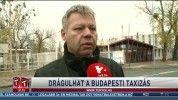 Drágulhat a budapesti taxizás
