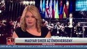 Magyar siker az énekverseny