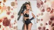 Micsoda szexbomba! Hódi Pamela megmutatta erotikus képeit