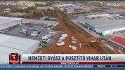 Nemzeti gyász a pusztító vihar után