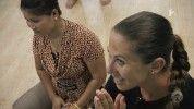 Megyeri Csilla Zsoltiért és magáért imádkozott