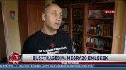 Busztragédia: megrázó emlékek
