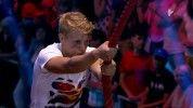Merkely Bence - A Ninja Warrior döntőse