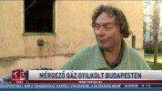 Mérgező gáz gyilkolt Budapesten