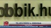 Teljes a káosz a Jobbikban