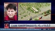 Újabb terrortámadástól fél a túlélő