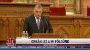 Orbán: ez a mi földünk