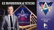December 27-én debütál A Piramis a TV2-n