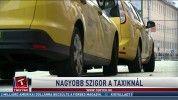 Nagyobb szigor a taxiknál