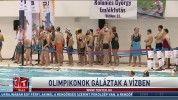 Olimpikonok gáláztak a vízben