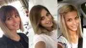 Szavazz: Szerinted Tápai Szabinának melyik frizura áll a legjobban?