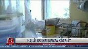 Halálos influenza közelít