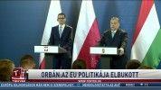 Orbán: az EU politikája elbukott
