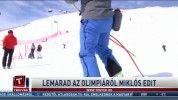 Lemarad az olimpiáról Miklós Edit