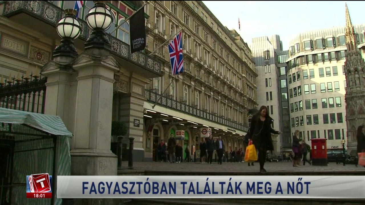 Testreszabott london